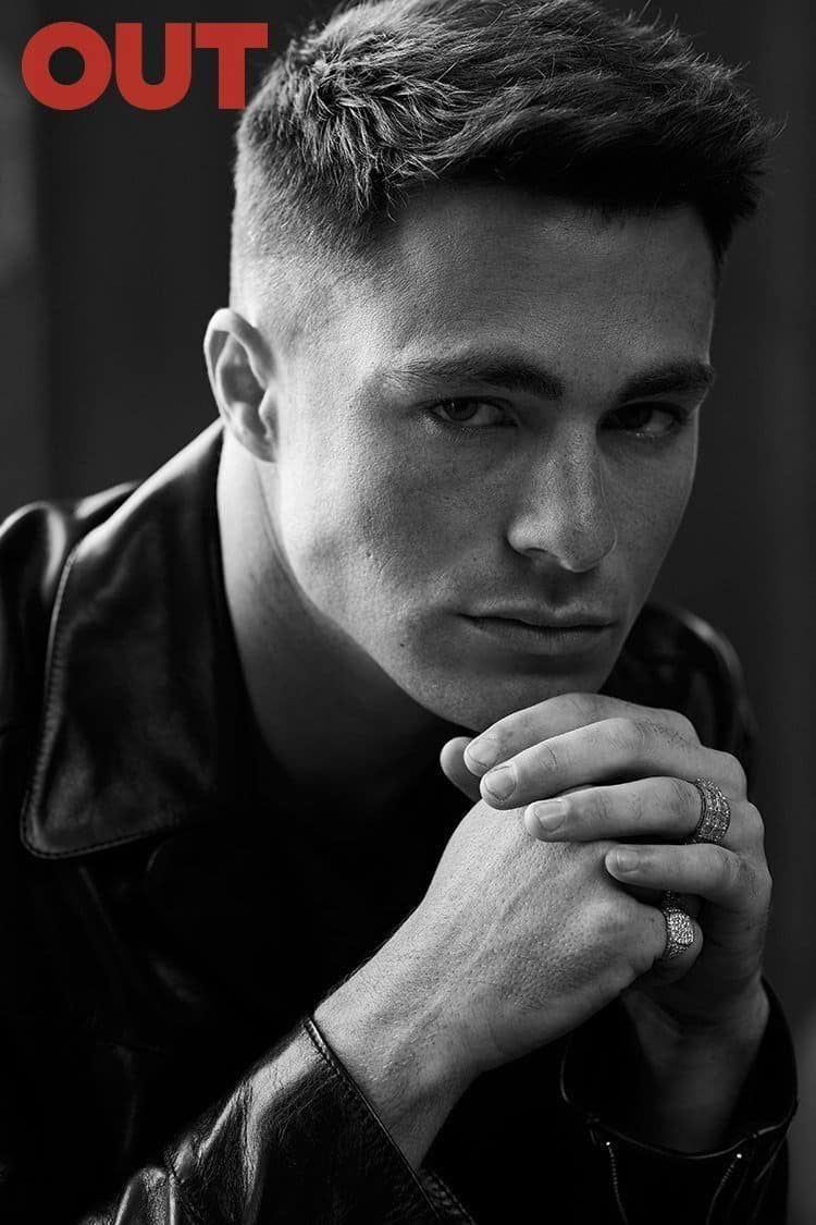 Colton Haynes Out Photoshoot image