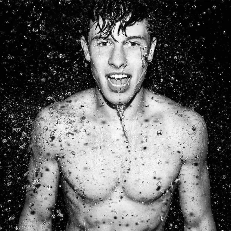 Shawn Mendes Mix Shirtless image