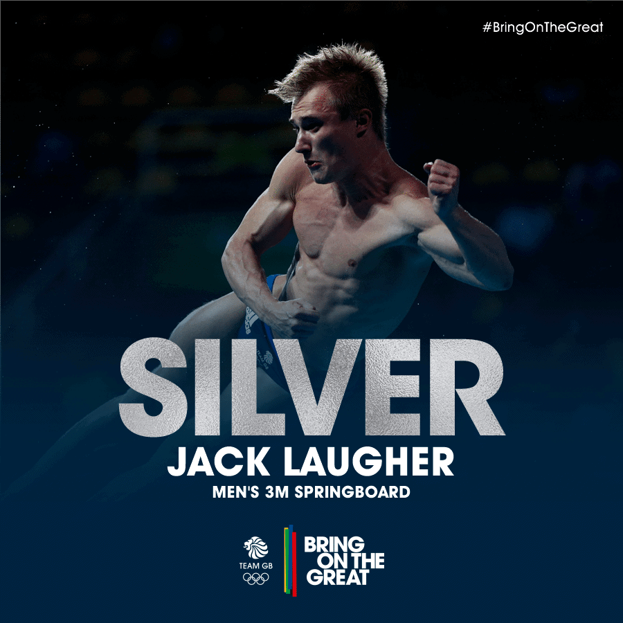 Team GB's Jack Laugher Shirtless Screencaps