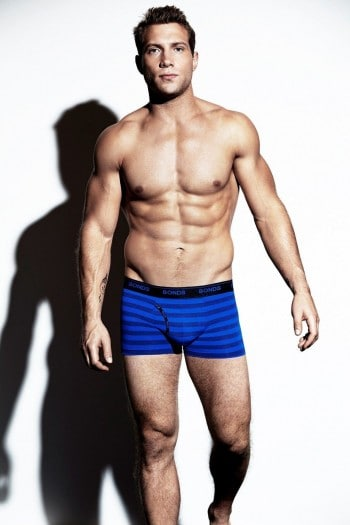 Bulge - Jai Courtney Shirtless Underwear Photoshoot