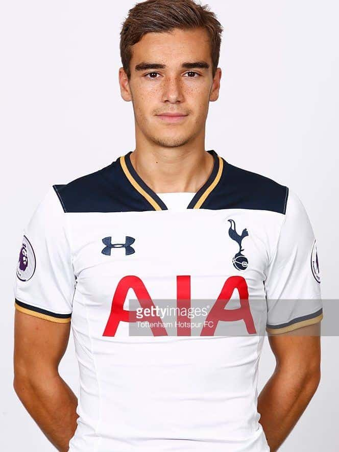 Harry Winks - Harry Winks