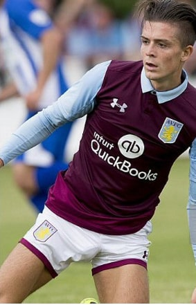 Jack Grealish, Bulge - Jack Grealish Mix