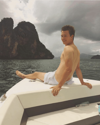 Selfie Lads - Ansel Elgort Shirtless Mix