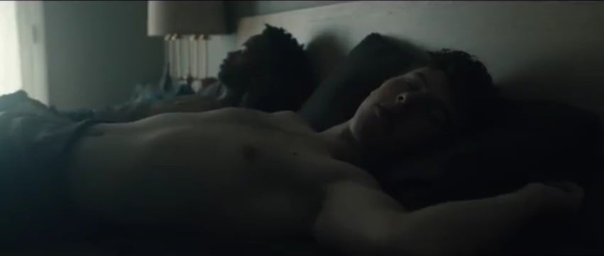 Nolan Gould - Nolan Gould Shirtless Screencaps