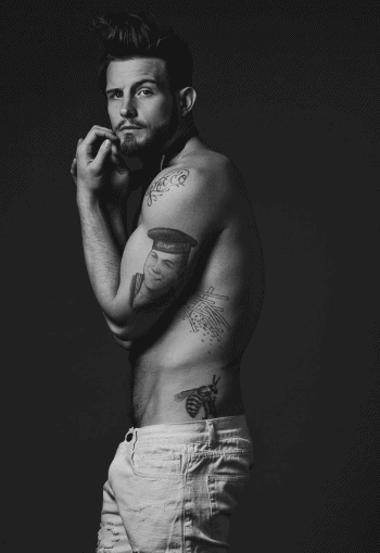 Nico Tortorella - Actor Nico Tortorella Shirtless Mix