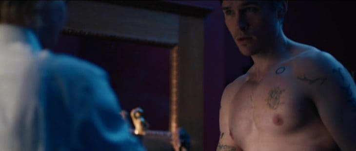 british actor sam underwood shirtless