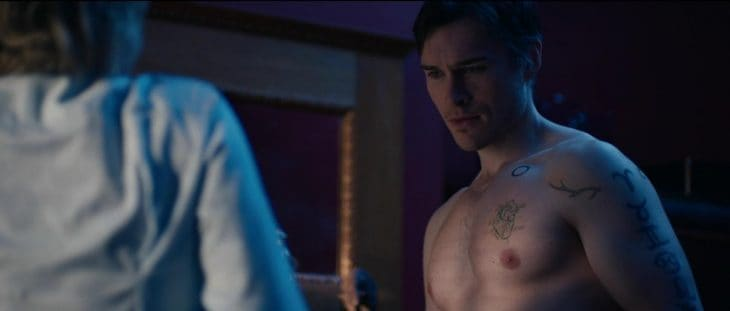 english actor shirtless sam underwood