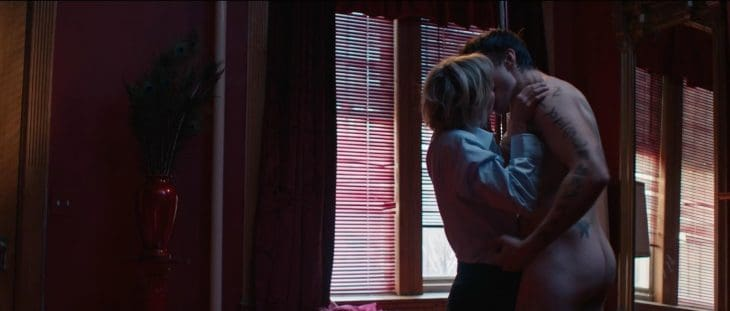 sam underwood kiss hello again