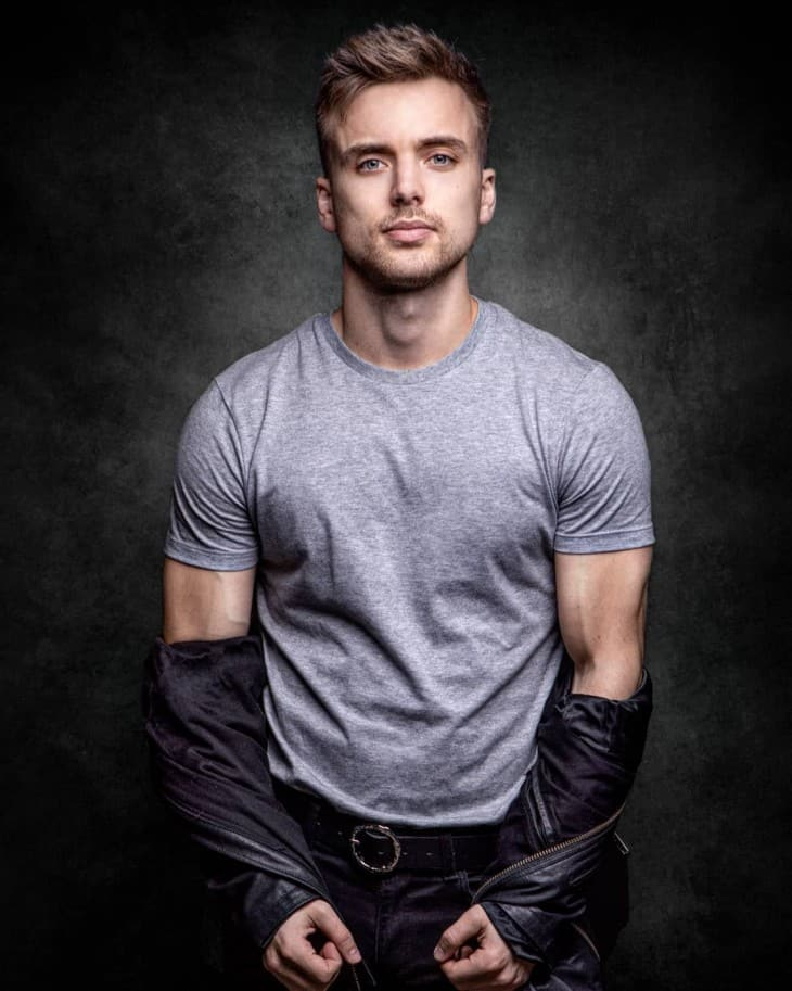 Selfie Lads, Parry Glasspool - Parry Glasspool Shirtless Thor
