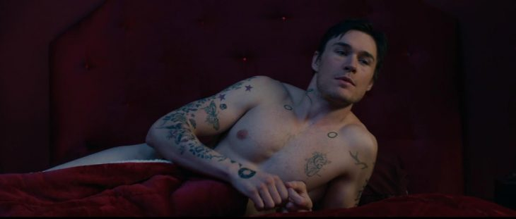sam underwood shirtless