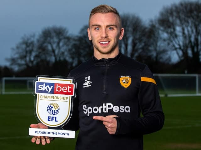 jarrod bowen player of the month