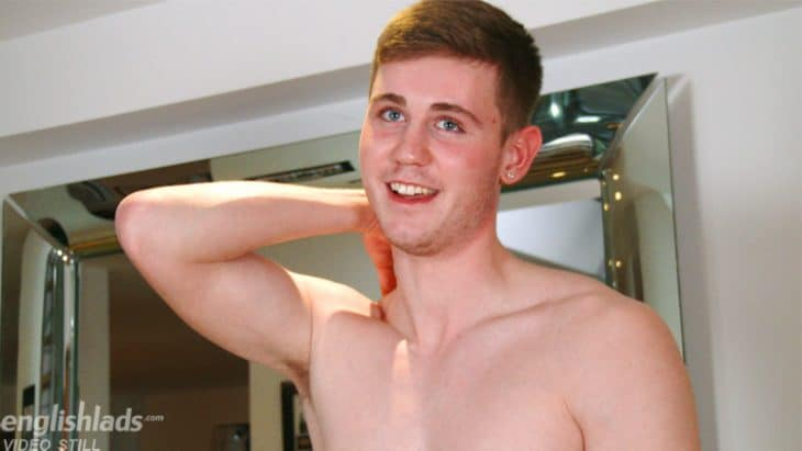 cute straight scally lad