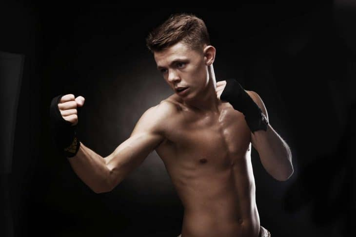 Photoshoot, Charlie Edwards - British Boxer Charlie Edwards Shirtless Photos
