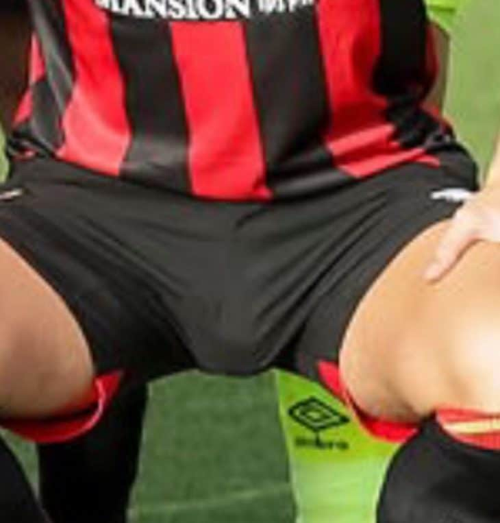david brooks bulge in bournemouth kit