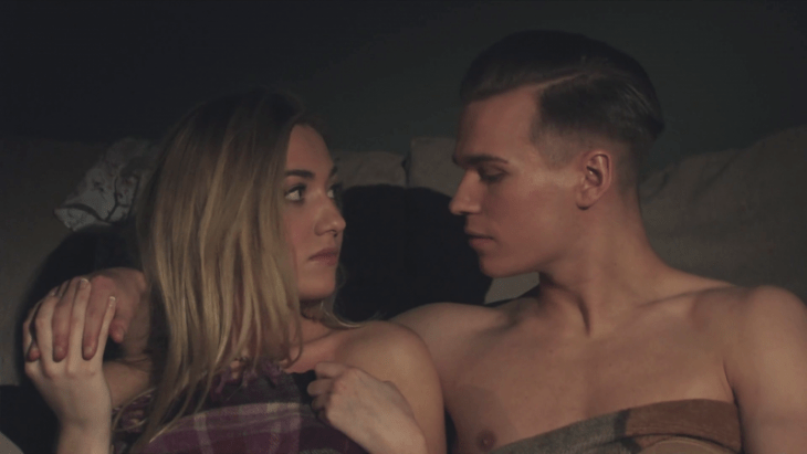 Eastenders - Charlie Winter Shirtless In Eastenders