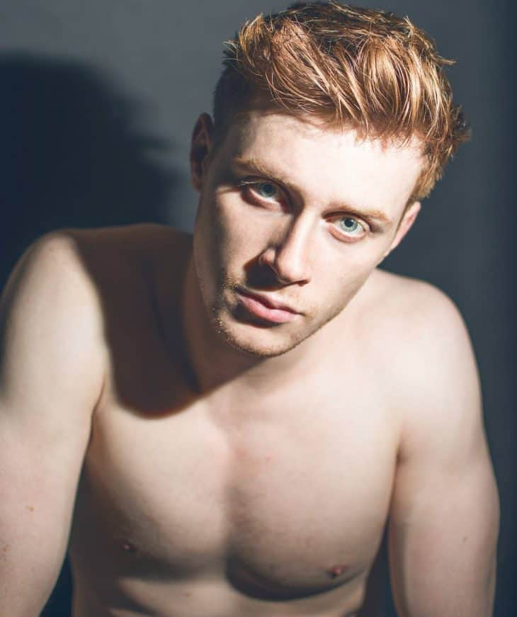 Max Parker - British Emmerdale Actor
