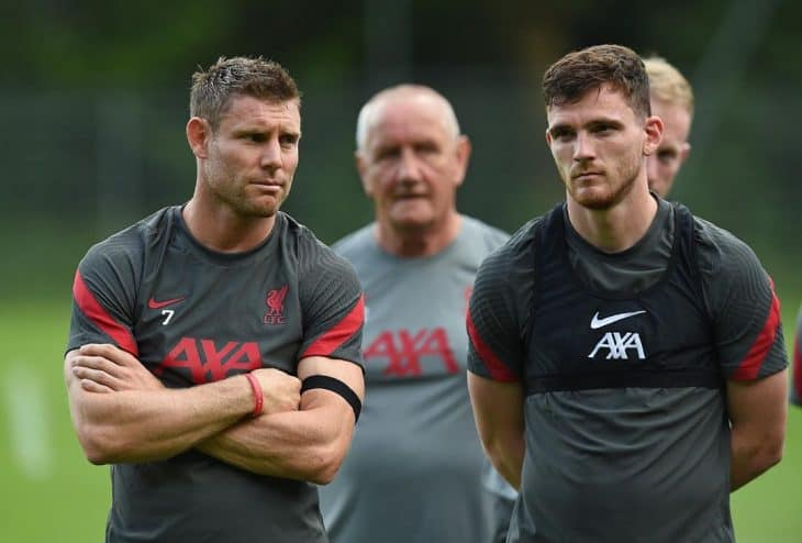 Andy Robertson Inc Shirtless - Liverpool Footballer
